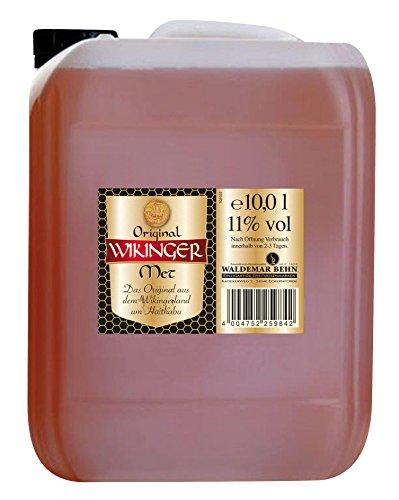 Original Wikinger MetHonigweinKanister (1 x 10 l)