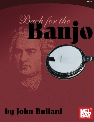 J.S. Bach: Bach for the Banjo Guitare