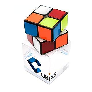 CUBIXS® Zauberwürfel 2x2 - Typ Los Angeles - Speed-Cube mit optimierten Dreheigenschaften für Speed-Cubing - für Anfänger und Fortgeschrittene