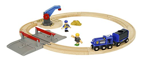 Brio World - 33812 - CIRCUIT POLICE