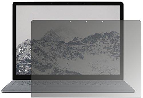Microsoft Surface Laptop Schutzfolie Blickschutzfolie - Privacy Filter Displayschutzfolie mit AntiReflex Effekt