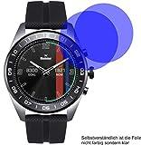 2X ANTIREFLEX matt Schutzfolie für LG Watch W7 Displayschutzfolie Bildschirmschutzfolie Schutzhülle Displayschutz Displayfolie Folie