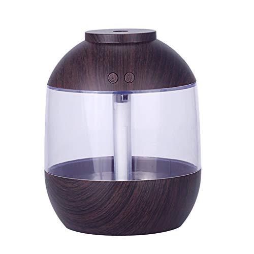 UEVOS Luftbefeuchter Schlafzimmer Ultra Quiet 700ml Große Kapazität mit USB-Kabel Luftreiniger für Haus Büro Schlafzimmer