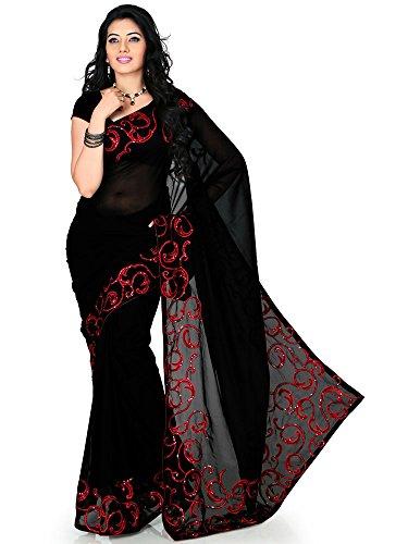 VINTAGE Girls cotton saree.(VINTAGE O31_multi colour_Freesize)