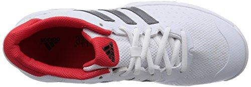 Adidas Barricade 4 X Junior Gerichtsschuh - SS15 Weiss