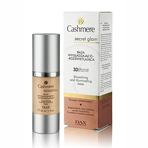 Dax Cosmetics - Cashmere Secret GLAM - Smoothing And Illuminating Base For Make-up by DAX COSMETICS (Glam Cashmere)