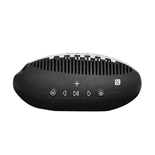 OUTAD Bluetooth Lautsprecher+Fahrradlampe+Fahrradhalterung Fahrrad lautsprecher Mp3-Player WMA FahrradTragbar BT-S MINI Bluetooth-Lautsprecher