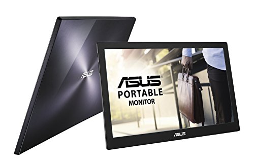ASUS MB169B 156 compact USB Monitor FHD 1920x1080 IPS Products