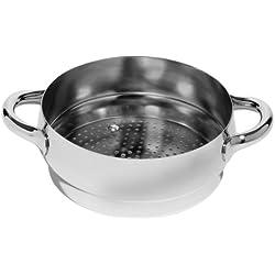 Alessi SG307 Mami - Utensilio para cocinar al Vapor (Acero Inoxidable)