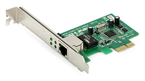 dual lan TP-Link TG-3468 WLAN Netzwerk Karte (10/100/1000Mbit/s-PCIe-Adapter, Windows 8.x/7/XP)