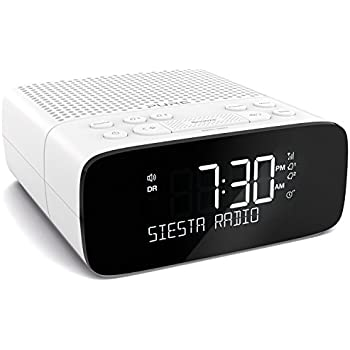 pure chronos idock series ii dab fm stereo clock radio with dock for ipod iphone black. Black Bedroom Furniture Sets. Home Design Ideas