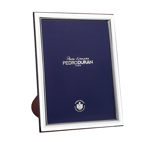 pedro-duran-00131093-marco-con-diseno-perlitas-22-x-27-cm-color-plata