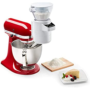 Kitchenaid 5ksmsfta Sifter And Scale Attachment For Stand