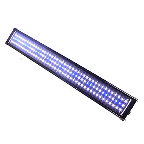 Eco A De Ac100 Overhead Aquarien Clip 240v Lumiere Plug 120cm Blanc Light Power Bleu Extensible 2phases Commutation Lampe Eu IYfgv7b6y