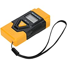 KKmoon Detector de Humedad Del Medidor Portátil Lcd Digital Edificio Madera Humedad Del Material Probador Sensor