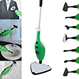 #8: H2O MOP X5 STEAM MOP 5 IN 1 Floor Cleaning Best Electric Portable CLEANER STEAMER