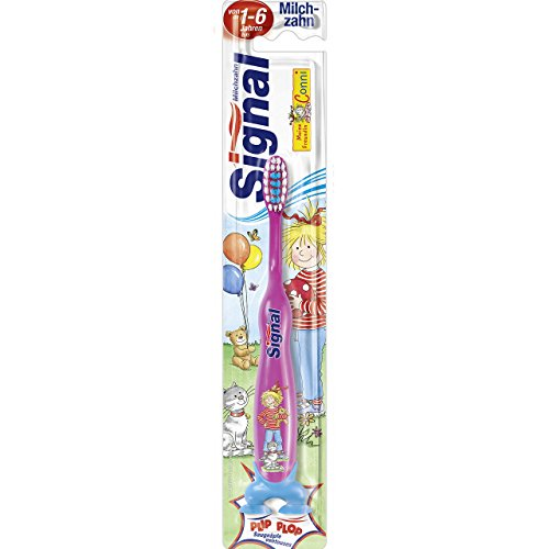 Signal Zahnbürste Kids, sortiert, Versionen Prinzessin Lillifee oder Captain Sharky, 1 Stück