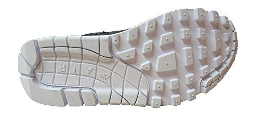 Nike W Air Max 1 Sneakerboot Tech, Chaussures de Sport Femme Noir (Black / Black-Blanc sommet)