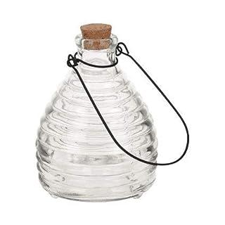 Alampat Fliegenfalle und Warnung Glas mit Henkel