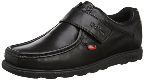 Kickers Men's Fragma 15 Loafers, Black (Black), 11 UK 46 EU