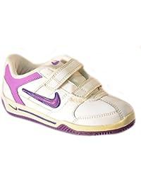 Nike - Nike Lykin 09 (PSV) Zapatos Deportivos Niña Violeta 366847 - Blanco, 35