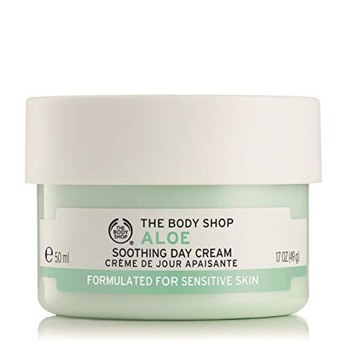The Body Shop Aloe Beruhigende Tagescreme - 50Ml