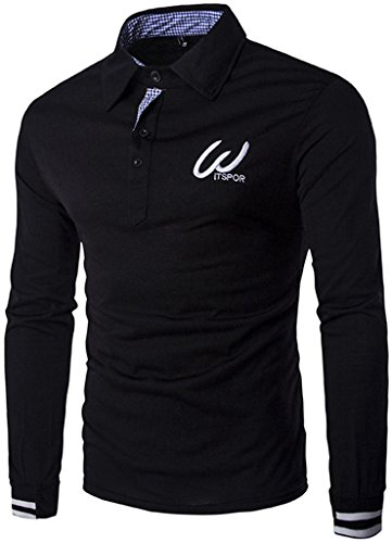 whatlees-mens-urban-basic-long-sleeve-polo-shirts-with-contrasting-stripes-in-different-colors-b107-