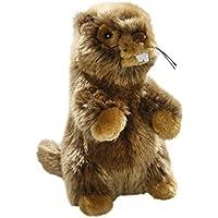 Carl Dick Peluche - Marmota (felpa, 17cm) [Juguete] 1685