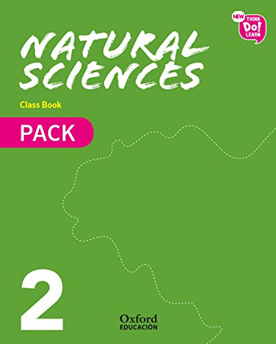 New Think Do Learn Natural Sciences 2 Class Book + Stories Pack (Andalusia Edition)