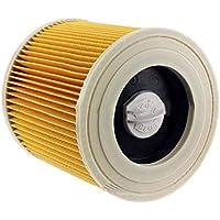 SUPERLOVE Vacuum Cleaner Filter Washable Reusable Filter Element For Karcher A2004