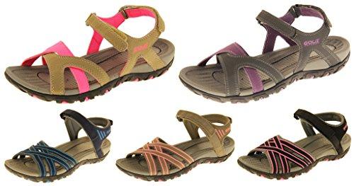 Gola Femmes Chaussures De Randonnée Sandales
