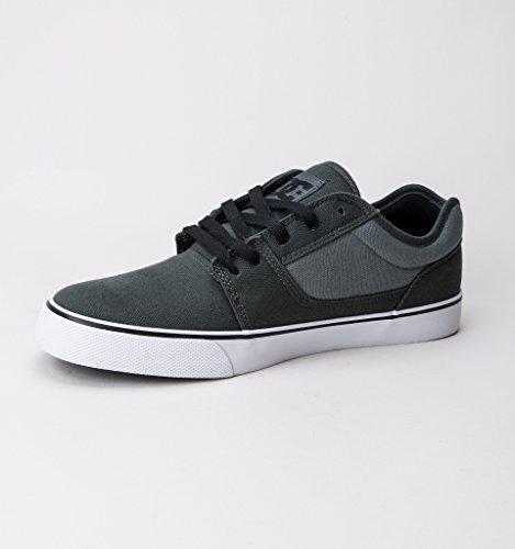 DC Shoes Tonik TX, Baskets Basses Homme Charcoal/Cool Grey