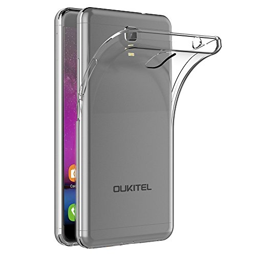 Hülle für Oukitel K6000 Plus Handyhülle Silikon für Oukitel K6000 Plus Schutzhülle TPU Case Backcover Bumper Slim case