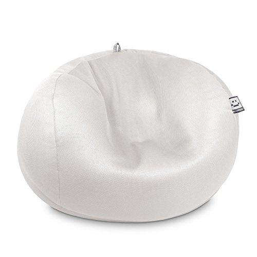 HAPPERS Mega Puff Transpirable 3D Blanco