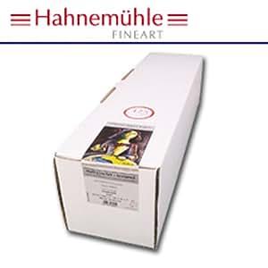 Hahnemühle 10643135Digital Fine Art William Turner Papier 190g/m², 24pouces rôle, 610mm x 12m, blanc