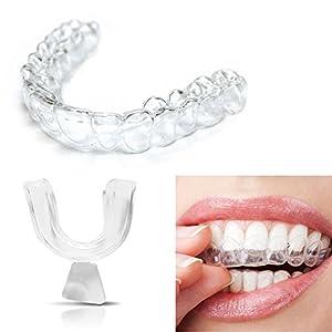 Bluesees Nachtmundschutz für TMJ, Anti-Zähne, Schnarchen, Klauen