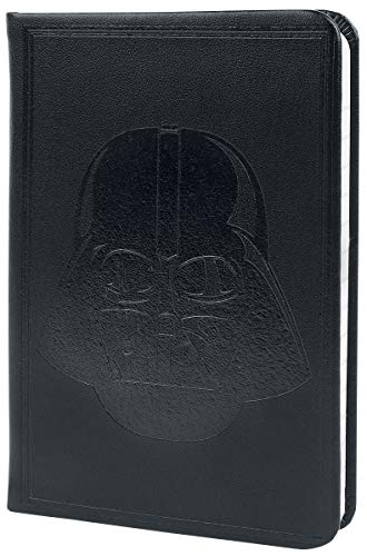 Pyramid Star Wars - Notebook Premium A6 Darth Vader