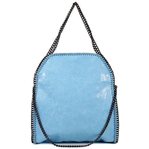 YourDezire ,  Damen Tasche Hellblau