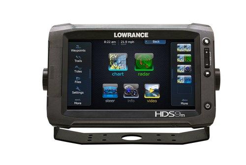 Lowrance 000-10768-002 Marine Navigation System HDS-9M Gen2 Touch Lowrance Marine Radar