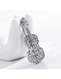 5e230063aab7 Amazon.es  Violin - Incluir no disponibles   Broches y alfileres ...