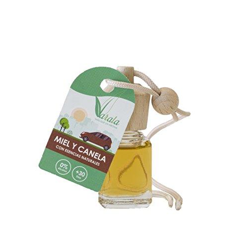 Varala Diffuseur pour voiture d'huiles essentielles sans alcool 8 ml 8 ml