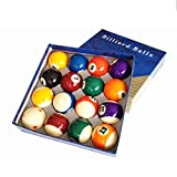WXS Billardtisch-Billardtisch, Art Number Style Präzisionsgefertigter Premium-Billard-Kompletter 16-Ball-Satz