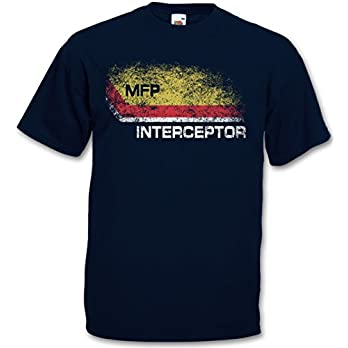 Urban Backwoods Inter I Main Force Patrol Logo T-Shirt – Miller Police Mel Fury Gibson Mad Road Toecutter Max T-Shirt Sizes S – 5XL