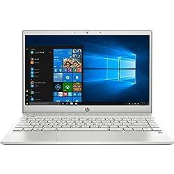 "HP Pavillon 13-an1005nf PC Portable 13,3"" FHD IPS Argent (Intel Core i7, RAM 8 Go, SSD 256 Go, AZERTY, Windows 10)"