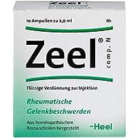 Zeel comp. N, 10 St. Ampullen preisvergleich bei billige-tabletten.eu
