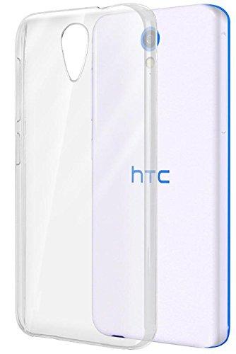 Desire 620G Dual Sim case, Swan (Full Transparent) Crystal Armor hard case Back Cover for HTC Desire 620G Dual Sim