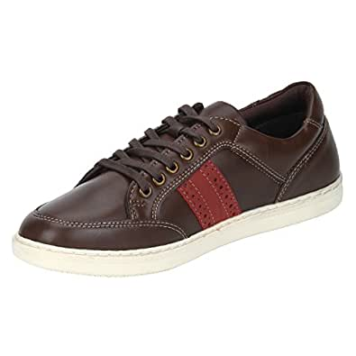 Bond Street by (Red Tape) Men's Brown Sneakers-6 UK/India (40 EU)(BSS0602-6)