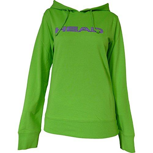 HEAD Damen Transition W Rosie Sweatshirt L Multicolor (GNVI) Tennis-damen-sweatshirt
