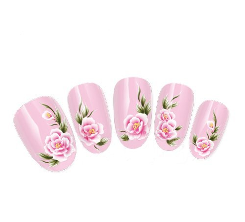 COME 2 BUY-SET PER NAIL ART, A