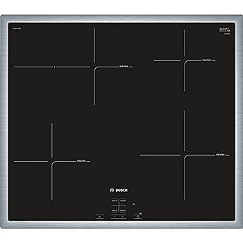 Bosch NIF645CB1E Serie 4 Kochfeld Elektro / Ceran/Glaskeramik / 58,3 cm / Induktion / schwarz